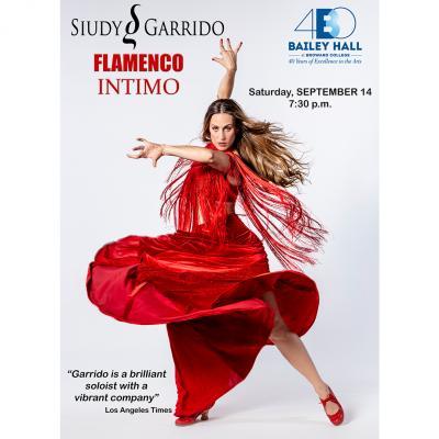Siudy Garrido presents Flamenco Intimo