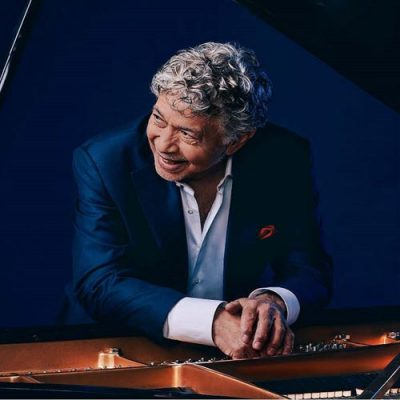 Monty Alexander Trio at Bailey Hall