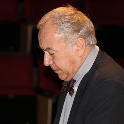 Pianist Vladimir Viardo at Bailey Hall