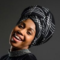 Jazzmeia Horn at Bailey Hall