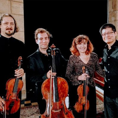 St. Petersburg Piano Quartet - Classical Series at Bailey Hall