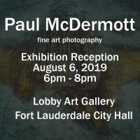 Opening Reception: PMcDTravels Photography Collection