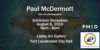 Opening Reception: PMcDTravels Photography Collect...
