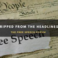 FATVillages Hosts The Free Speech Forum