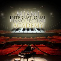 Miami International Piano Festival Academy Participant Recital