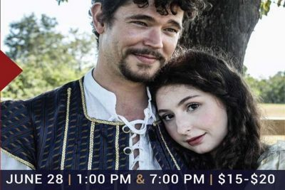 Romeo & Juliet at Pompano Beach Cultural Cente...