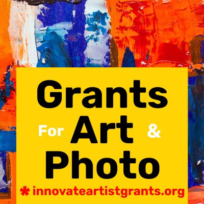 Call for Artists & Photographers - Innovate Gr...
