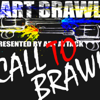Live Art Brawl!