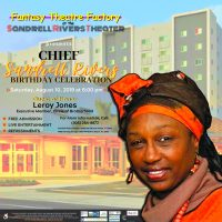 Chief Sandrell Rivers Birthday Celebration