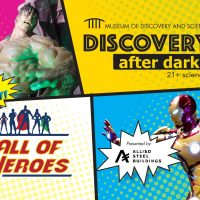 Discovery after Dark