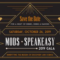 Museum of Discovery and Science Gala: Speakeasy