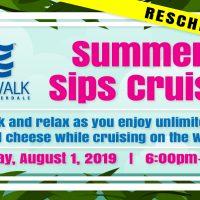 Riverwalk Summer Sips Cruise