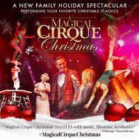 A Magical Cirque Christmas at The Center