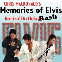 Memories of Elvis at The Center