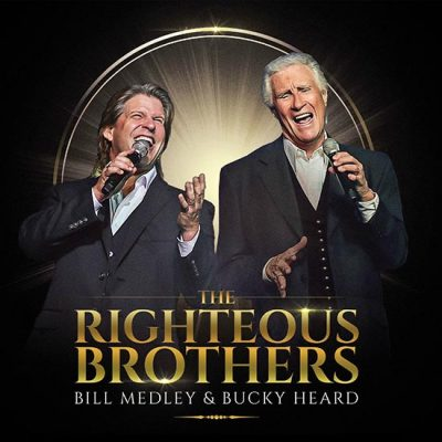 The Righteous Brothers at The Center