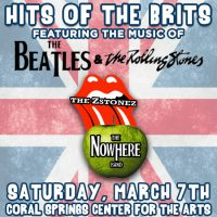 Hits of the Brits: Featuring the Music of The Beatles and The Rolling Stones