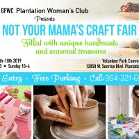 Not Your Mama's Craft Fair