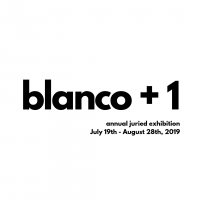 blanco +1 Juried Exhibition at Arts Warehouse