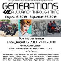 GENERATIONS: A Journey Through Time Exhibition