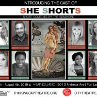 She Shorts: Short Comedies by the Seashore