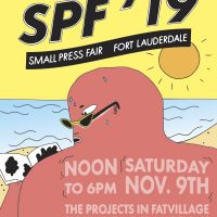 SPF'19 Small Press Fair Fort Lauderdale