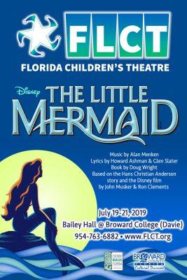 Florida Chilren's Theatre presents: Disney's The Little Mermaid