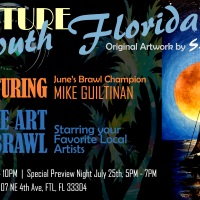 Picture South Florida: Opening Night & Art Brawl