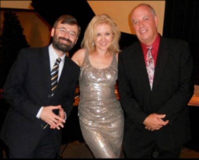 Nicki Parrott Trio at the Broward Center