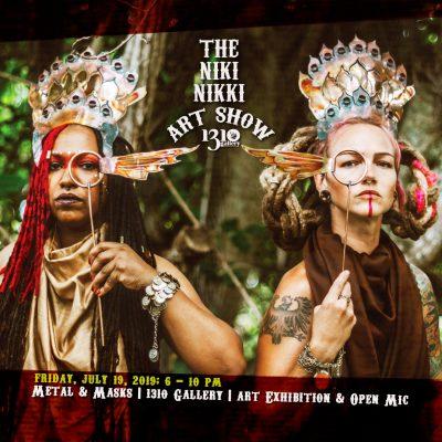 The Niki Nikki Art Show