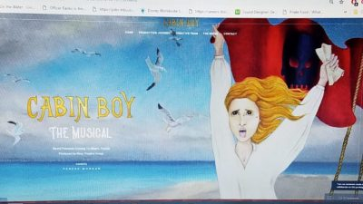 World Premiere: Cabin Boy The Musical
