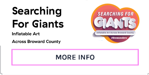 Searching For Giants - Inflatable Art Across Broward County