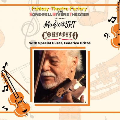 Music@SRt: Cortadito with Federico Britos