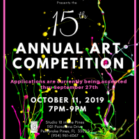 15th Annual Art Competition