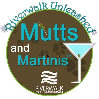 14th Annual Riverwalk Mutts and Martinis