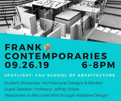 Frank Contemporaries Monthly Pop-up