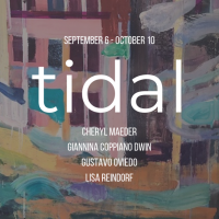 """Tidal"" Exhibition at Arts Warehouse"