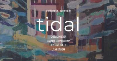 """""""Tidal"""" Exhibition at Arts Warehouse"""
