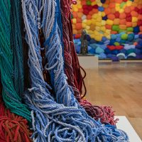 Sheila Hicks: Campo Abierto (Open Field) Exhibition