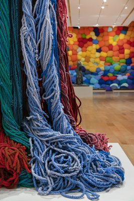 Sheila Hicks: Campo Abierto (Open Field) Exhibitio...