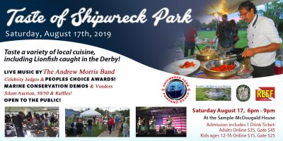 Taste of Shipwreck Park