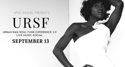 Urban RaQ Soul Funk Experience 2.0 Live Music Social