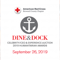 American Red Cross Dine & Dock 2019 Humanitarian Awards