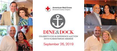 American Red Cross Dine & Dock 2019 Humanitarian Awards