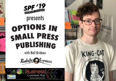 Options in Small Press Publishing