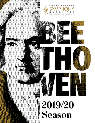 South Florida Symphony Orchestra Presents Beethoven 250th Anniversary Celebration
