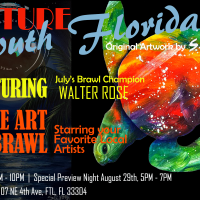 Picture South Florida: Closing Night & Art Brawl