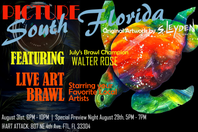 Picture South Florida: Closing Night & Art Bra...