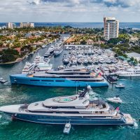 Fort Lauderdale International Boat Show 60th Anniversary
