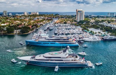 Fort Lauderdale International Boat Show 60th Anniv...