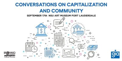 Grantee Session: Conversations on Capitalization a...